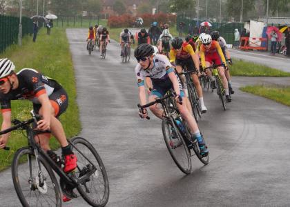 Cogset Papyrus at the North West Region Youth Circuit Race Championship 2019
